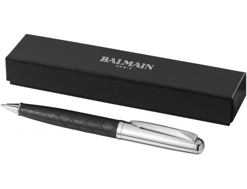 10682700 Balmain Lyre Metal Ball Pen