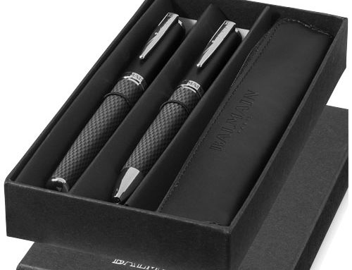 10669900 Balmain Ballpoint Pen Gift Set