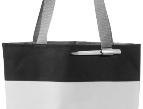 12010000 Bloomington Convention Tote 35.5×40.6×7.6cm