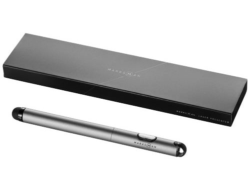 12346800 Marksman Radar Stylus Ballpoint Pen +Laser Presenter