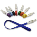 15mm Polyester Lanyard with Stopper
