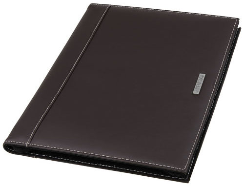 19985247 Milau A4 PU Folder *Brown*