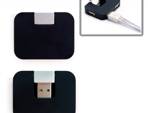 AHB1002 -4 Port USB Hub version 2