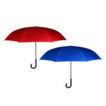 UMS1002 AUTO CLOSE INVERTED UMBRELLA Material: Pongee. Dimensions :23 inch X 8 Panels