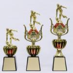 Bowling Figure Trophy