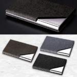 CH15027 OREGON Black:Grey:Brown Material: PU & Metal Packaging: Black Gift Box