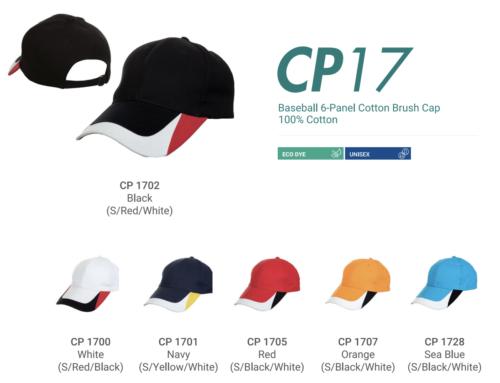 CP17 Cap