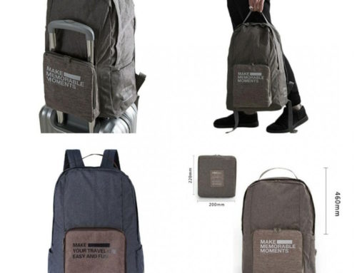 DB4632 Foldable Lightweight Backpack *material: Nylon*