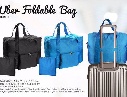 FB17011 Foldable Travel Bag