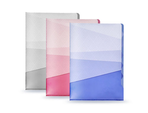 FFL1005 Five Layers L-Shaped Folder 31cm(H) X 22.5cm(L)