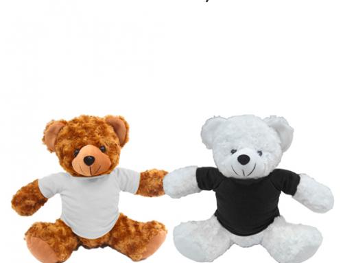 FG281 *30cm Teddy Bear -brown & white*