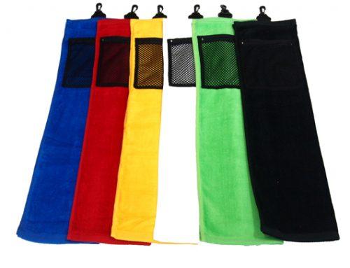 FG67 Cotton Golf Towel 71cm X 20cm