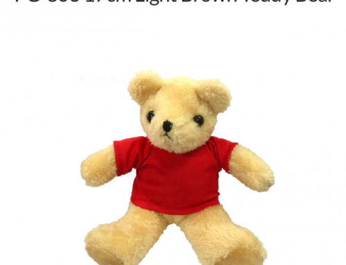 FG803 *17cm Light Brown Teddy Bear*