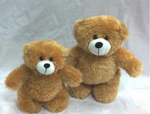 FG844 / FG845 * 24 & 30cm Teddy Bear