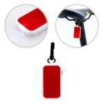 YOS1025 BECKETT FLASHER BADGE Act as a safety lighting while jogging. Suitable as bicycle back flashing light. Material: Plastic. Dimensions: 11cm(H) x 4.5cm(L) x 1cm(W)