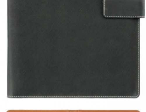 A4 PU Leather Folder (B)