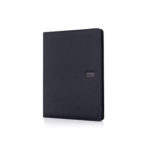 FFL1004 LEXON PREMIUM A4 FOLDER -Zipper folder. With 4 compartment and a pen slot. With 50pages without lines notepad. Material :300D Polyester