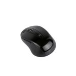 EMM1002 BLUETOOTH MOUSE Compatible with tablets and computers, Connects via Bluetooth technology, Works virtually on any surface -Dimensions 10cm(H) x 7cm (L) x 3cm (W). Material: ABS