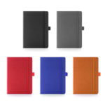 ZNO1054 A5 PU NOTEBOOK