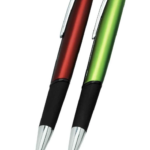 PN16029 Metallic barrel plastic pen. Germany ink for smooth writing.