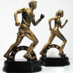 RT005 Male / Female Runner Width: 12cm Height: 21.5cm Resin Material