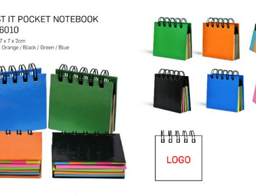 SS16010 Post It Pocket Notebook