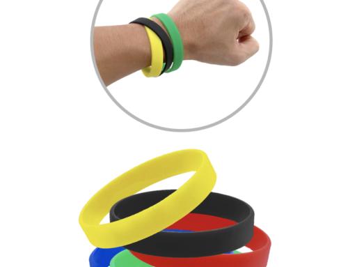 RGO1001 Silicon Wristband*1.2cm(H) x 21cm(L)