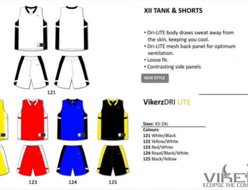 Sports-Basketball Tank & Shorts
