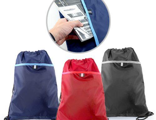 TMB1017 Drawstring Bag *210T Polyester 44cm(H) x 35cm(W)