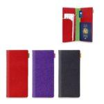 OHT1000 TRAVEL ORGANIZER Material: PU Leather. Dimensions: 21.5cm(H) x 10cm(L)