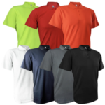 Lightweight & airy, this 160 gsm polo tee keeps you cool throughout the day. 3 Button placket with 1 extra button. Comes in 8 colours. Customise by print or embroidery.Material: 160gsm, 100% Polyester